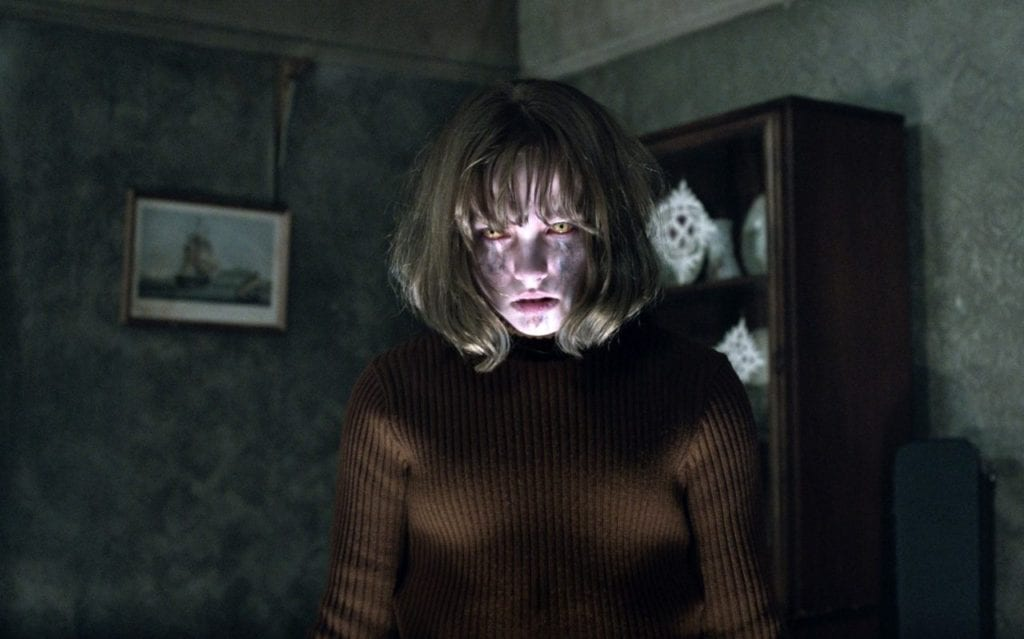 conjuring 2 aa