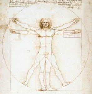 Da-Vinci-Vitruvian-Man-Golden-Ratio-Divine-Proportion