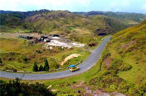 Roads-to-Shillong
