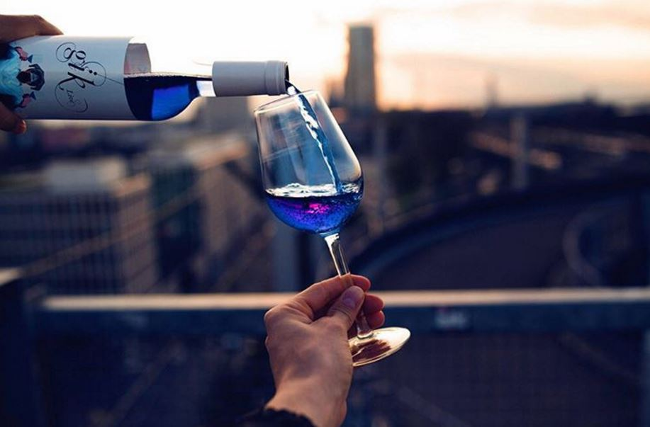 blue-wine